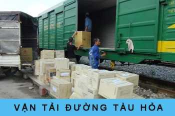 Vaanh tải tàu hỏa