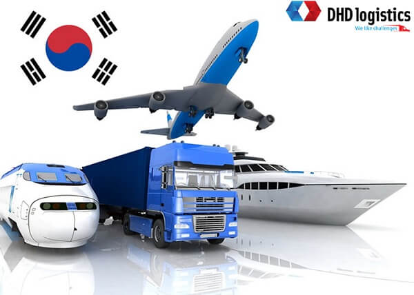 Gừi hàng từ Việt Nam đi Hàn Quốc