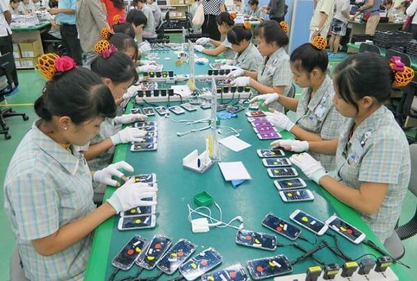 Gửi hàng từ Việt Nam đi Trung Quốc