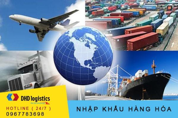 Nhập khẩu hàng hóa