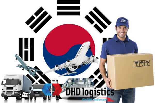gửi hàng từ Hàn Quốc về Việt Nam