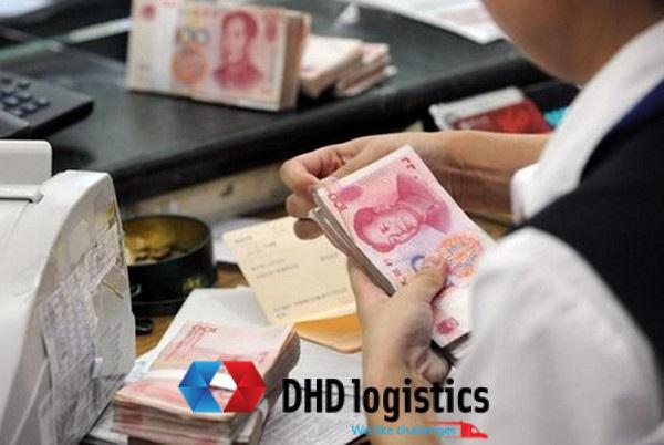 dịch vụ chuyển tiền sang trung quốc HCM