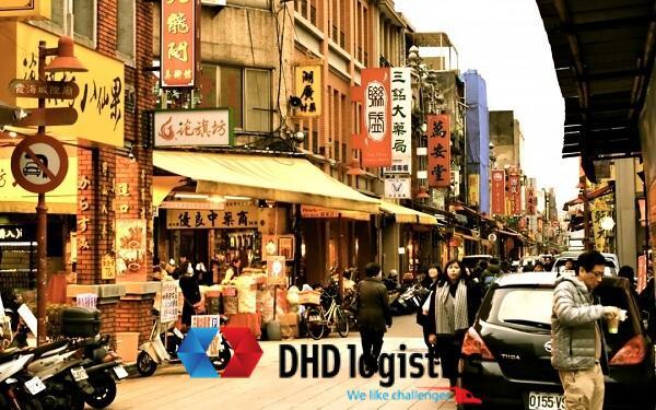 Gửi hàng từ Đài Loan về Việt Nam