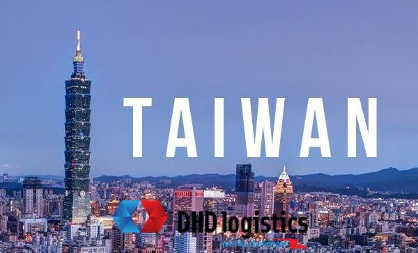 Gửi hàng từ Việt Nam qua Đài Loan giá rẻ