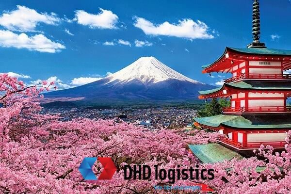 Gửi hàng từ Việt Nam đi Nhật Bản