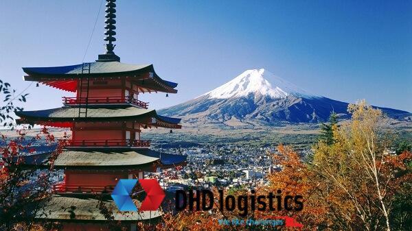 vận chuyển hàng Nhật Bản - Việt Nam