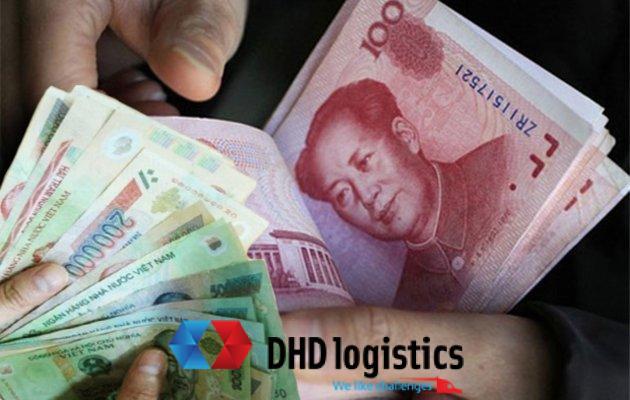 chuyển đổi tiền tệ trung quốc sang tiền việt nam