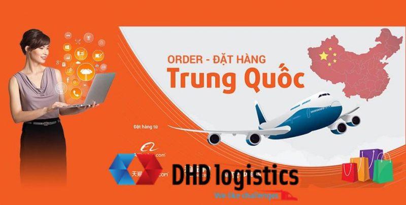 DHD nhận order hàng trung quốc về việt nam