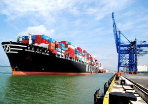 Vận chuyển hàng Trung Quốc đường biển 1