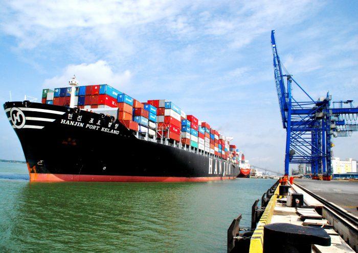 vận chuyển hàng trung quốc bằng đường biển