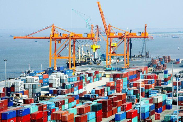 vận chuyển hàng container từ trung quốc