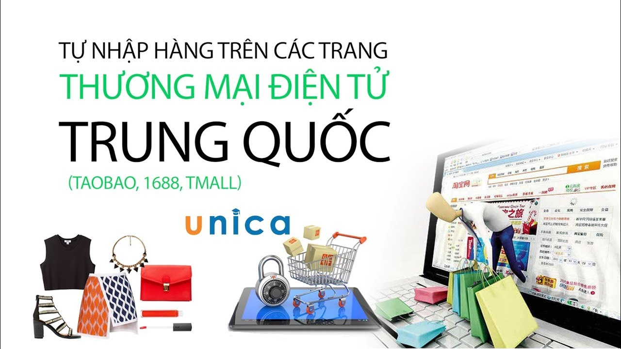 Các trang thương mại điện tử Trung Quốc uy tín