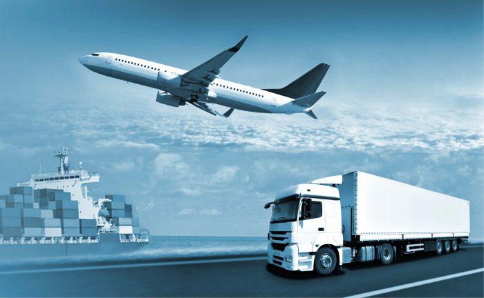 công ty logistics trung quốc vận chuyển đa phương thức
