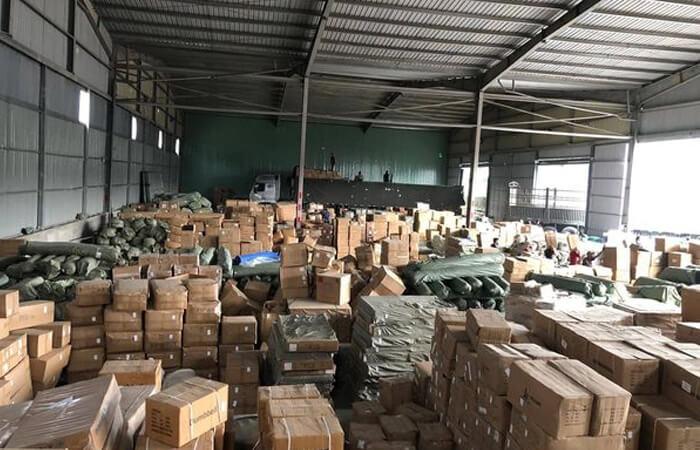 chuyển hàng từ Trung Quốc vè Hải Phòng