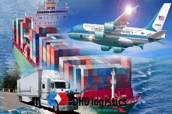 Thời gian vận chuyển hàng từ Trung Quốc về Việt Nam