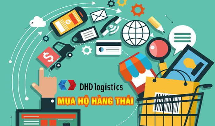 Mua hộ hàng từ Thái Lan giá rẻ