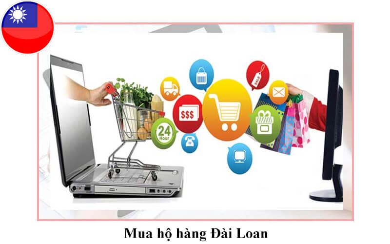 mua hộ hàng đài loan tại DHD
