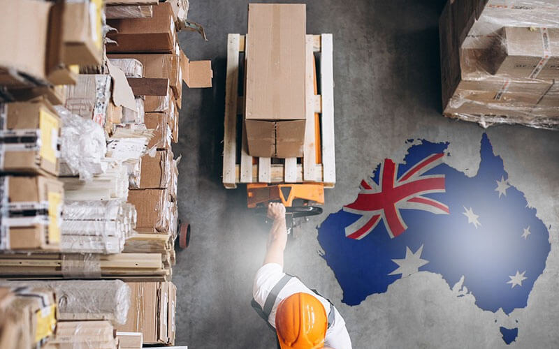 ship hàng hóa từ úc về việt nam