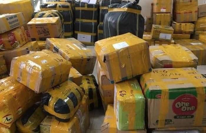 dhd logistics nhận vận chuyển hàng đi úc