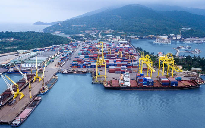gửi hàng đường biển từ nhật Bản về Việt Nam
