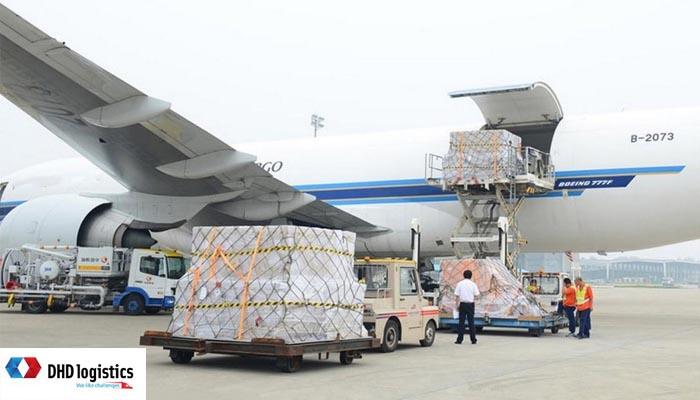 Vận chuyển hàng từ Việt Nam sang singapore