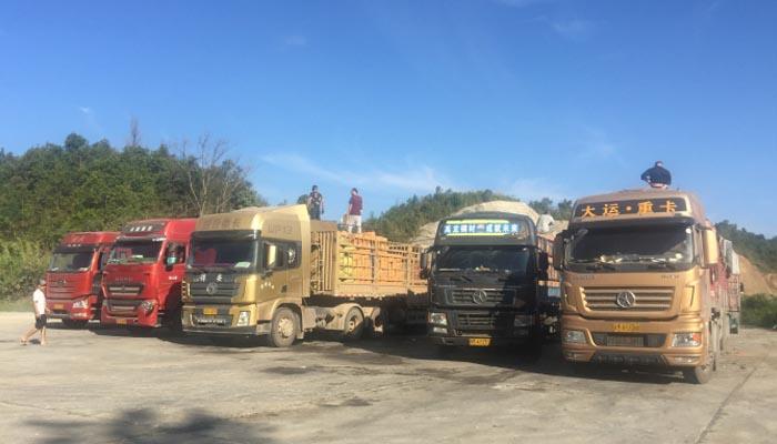 Vận tải đi Lào theo hình thức chính ngạch