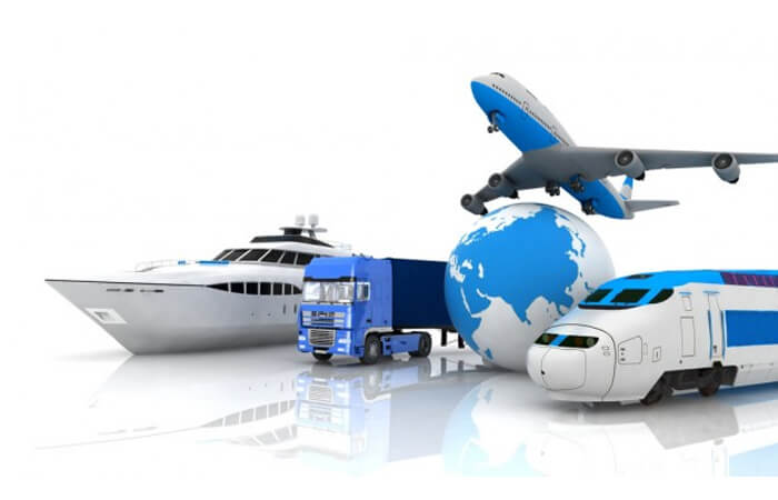 Express delivery services to Korea, Japan and Europe