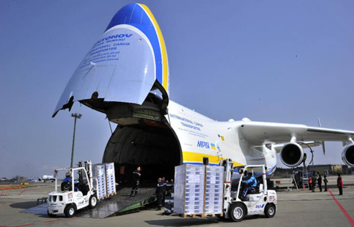 vận chuyển hàng đi mỹ bằng đường hàng không