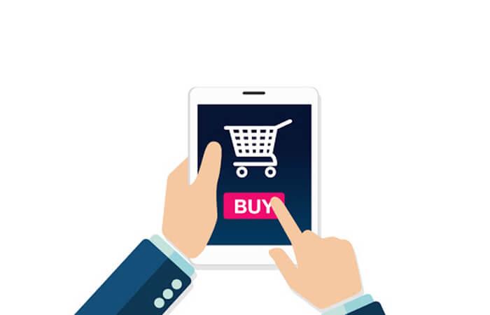 thanh toán mua hàng trên web