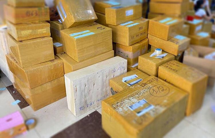 dhd logistics nhận gửi hàng từ quận 3 sang mỹ