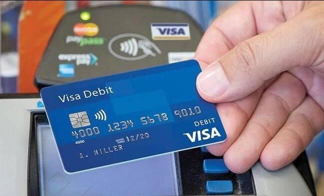 thẻ thanh toán visa
