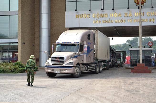 cty dhd logistics vận chuyển hàng từ lào
